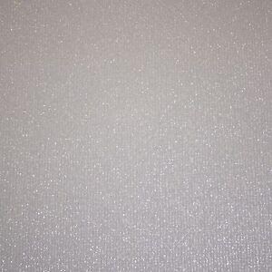 Grey glitter plain wallpaper dulce paillette silver for Pittura glitter leroy merlin