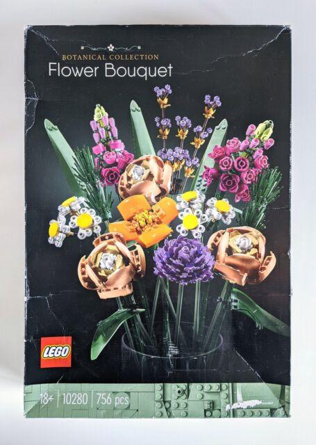 LEGO 10280 Creator Expert Flower Bouquet (New, box damaged)
