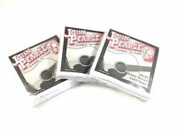 John Pearse Guitar Strings 3 Pack 12 String Set Bronze Wound Light Gauge 1300l