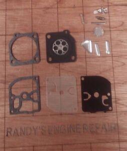 repair kit CARBURETOR zama C1Q-W29 C1Q-W29A C1Q-W29E ...