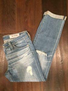 Women-039-s-AG-Jeans-Stilt-Roll-Up-Adriano-Goldschmied-Skinny-Jeans