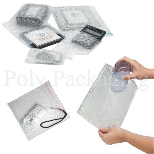Pluriball Buste chiaro Self Seal Mailing distacco qualsiasi Qtà qualsiasi dimensione