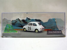 UH 1:43 Steyr Puch 500D Die-cast Metal Model