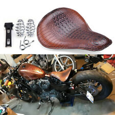 NEW Motorcycle Bare Solo Seat Pan Custom Bobber Chopper Harley-Davidson Indian