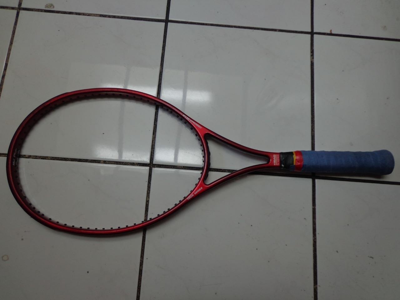 Head original classic Midplus 102 headGröße 4 1 4 grip Tennis Racquet