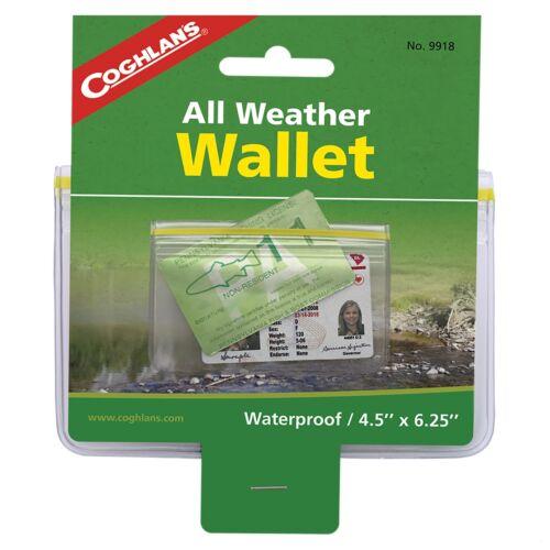 Coghlan/'s All Weather Weatherproof Wallet #9918