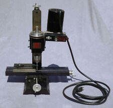 Portable Sterline Model 5000 Milling Machine Metal Working With Big Set Of Tools