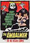 The Embalmer/The Red Headed Corpse (DVD, 2016)