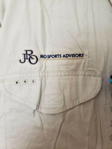 NEW Columbia PFG Vented Khaki Shirt Mens Fishing NWT Fish