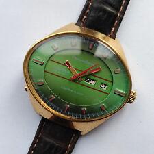 RARE! Vintage CHAIKA Stadium Automatic -  mechanical USSR wrist watch. 23 jewels