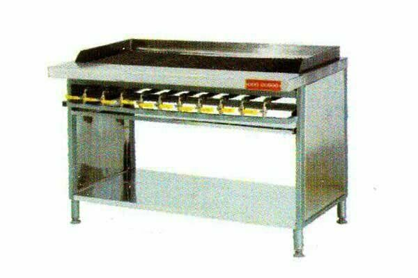 Gas Griller Gas Fryers Gas Boiling Tables Gas Ovens Gas Bain Maries FOR SALE