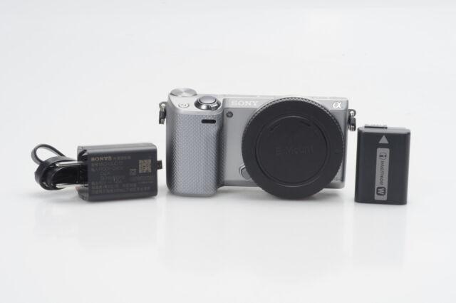 Sony Alpha NEX-5R 16.1MP Mirrorless Digital Camera Body #667