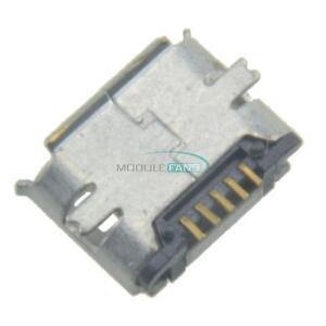 5X USB 2.0 Female Type-A SMT SMD DIP NO-Solder Press USB Connector