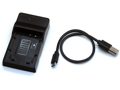 GZ-MG27AH GZ-MG27E GZ-MG27EX GZ-MG27EK LCD USB Battery Charger for JVC Everio GZ-MG27AA GZ-MG27EZ Digital Camcorder