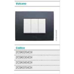 ABB-2CSK0304CH-PLACCA-3-MODULI-COLORE-VULCANO-CHIARA