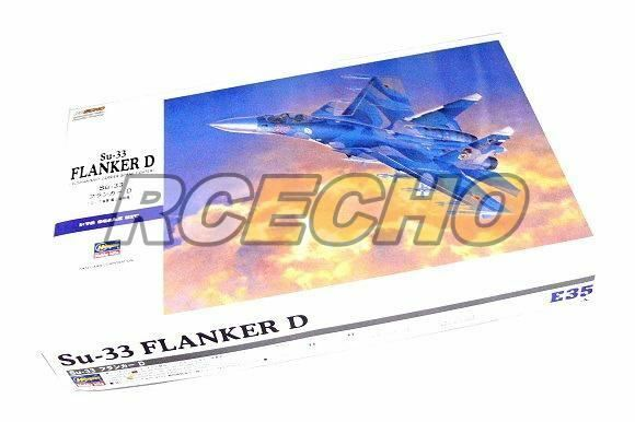 Hasegawa Aircraft Model 1 72 Su-33 FLANKER D E35 Scale Hobby 01565 H1565