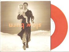 "DAVID BOWIE ""Slow Burn"" orange 7"" Vinyl Single"