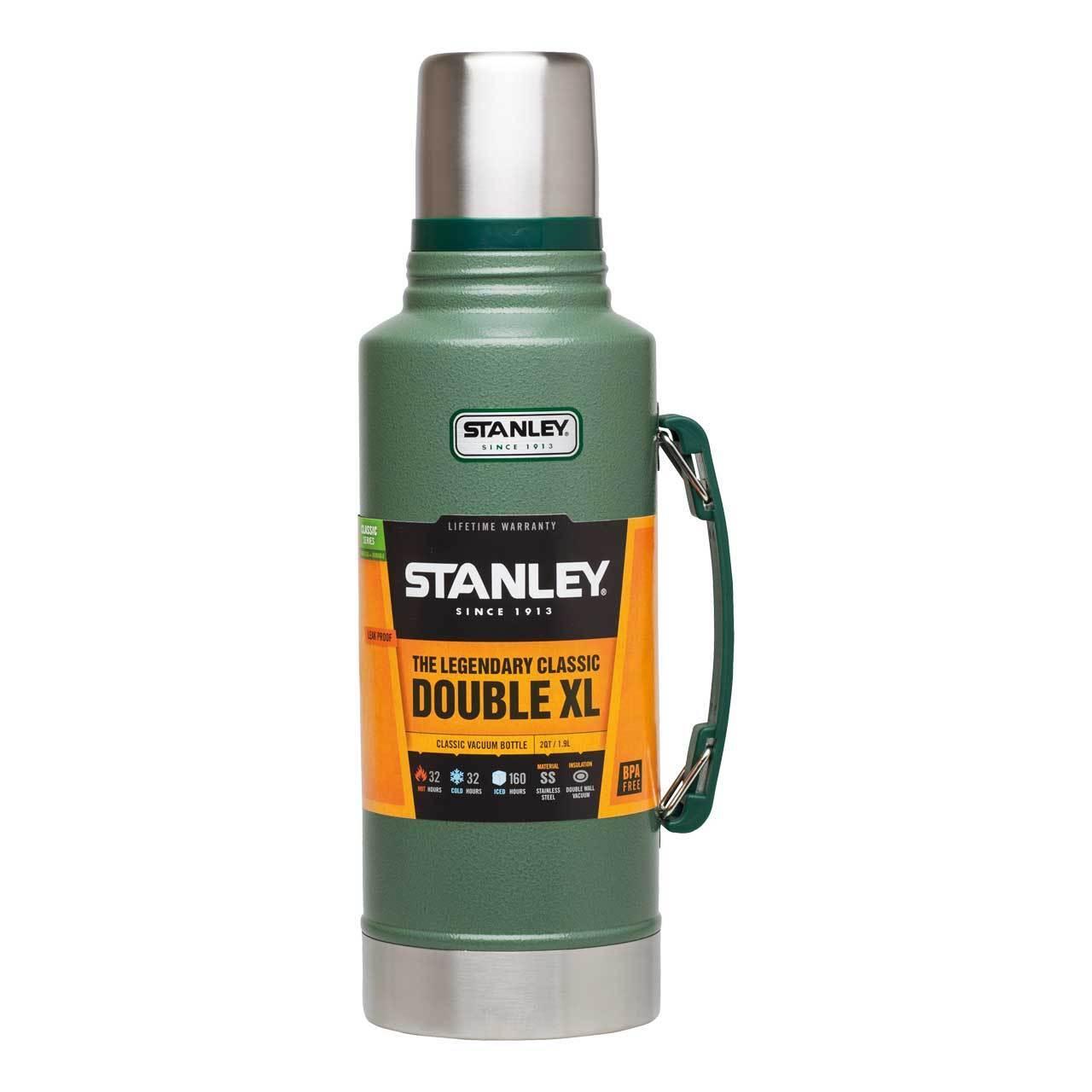 Stanley Classic 1.9 Ltr Vakuum Flasche Outdoor Camping Thermoskanne