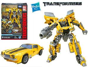 Takara-Transformers-Studio-Series-27-Clunker-Bumblebee-Deluxe-Action-Figures-Toy