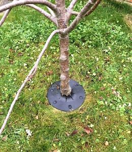 15x Tree Shrub Landscape Mat Guard Protector Barrier, Grass & Weed Control X8139