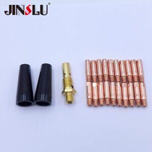 MIG-Gun-Parts-fit-Lincoln-Magnum-100L-Tweco-Mini-1-Tip-Diffuer-KP2040-1