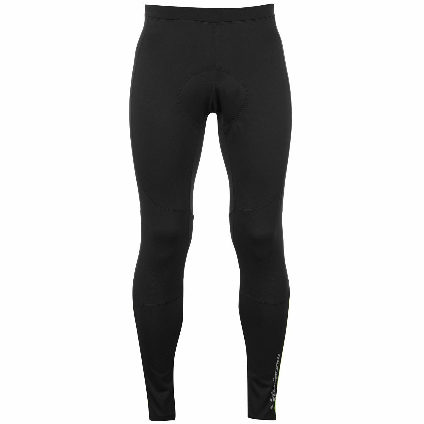 Muddyfox Nite Calzas Pantalones Pantalones Pantalones de ciclismo para hombre Caballeros sello ligero