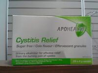 =>price Smash Apohealth Cystitis Relief 28x4g Sachets Generic For Ural