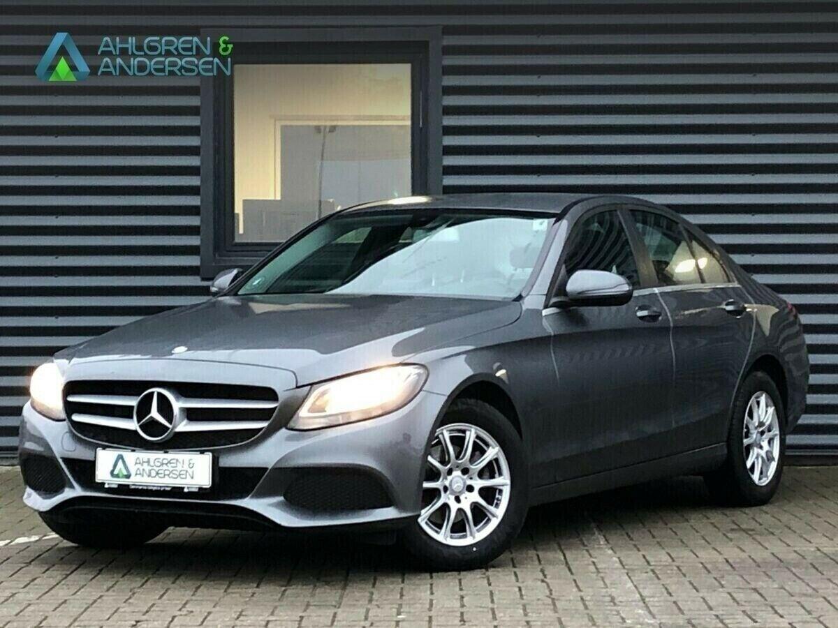 Mercedes C200 d 1,6  4d