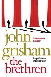 John-Grisham-The-Brethren-Tout-Neuf-Livraison-Gratuite-Ru