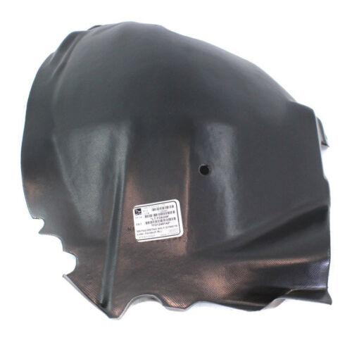 10-14 Mustang Front Splash Shield Inner Fender Liner Panel Driver Side FO1248142