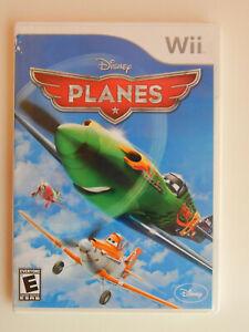 Disney-Planes-Game-Complete-Nintendo-Wii