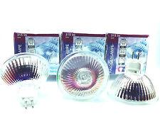 Lightway Halogenlampe 35 W-GU5.3-Versiegelt-3 Stk-Warm White-UV Stop L2-20007935