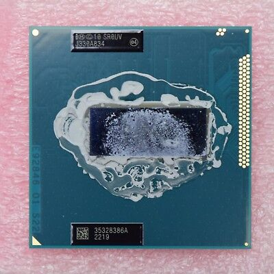 SR0UV 2.70GHz Quad Core Laptop CPU Processor 3rd-Gen Intel Core i7-3740QM