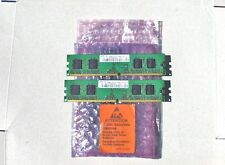 Samsung 512MB (2 X 256) de memoria DDR2 SDRAM 400MHz PC2-3200U 333 1R X 16