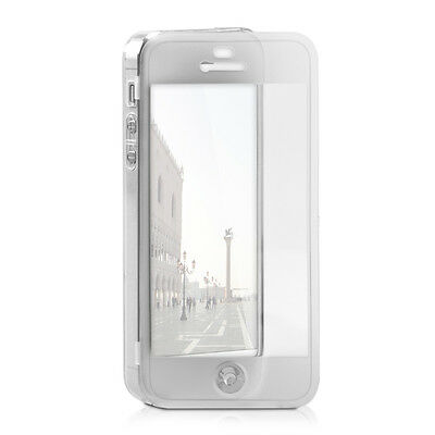 FUNDA DE PROTECCIÓN PARA APPLE IPHONE SE / 5 / 5S TRANSPARENTE TPU SILICONA