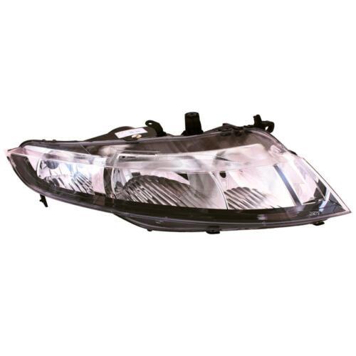Scheinwerfer rechts für Honda Civic Bj 06-12 H7+H1