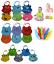 Silicone-Bibs-Feeding-Baby-Crumb-Catcher-Wipeable-Waterproof-Pocket-Bibs-Toddler thumbnail 1