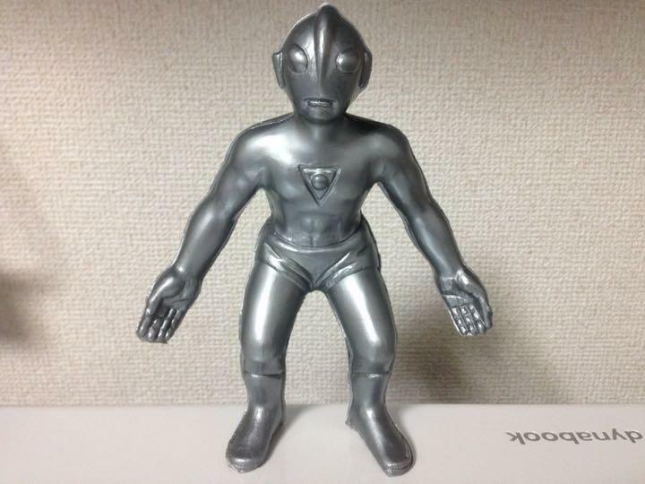 ULTRA MAN FIGURE VINTAGE RARE COLLECTIBLE JAPAN TOY HOBBY 17CM FIGURINE F S