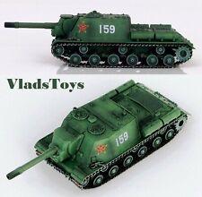 Pencil cover tank ISU-152 bronze figurines bronze tank