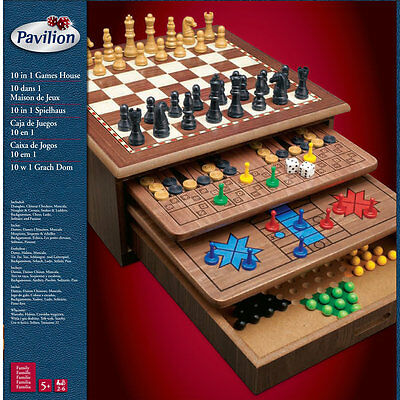 Pavilion Game House, Fun Family Kids Party Board Game, Only at Toys R Us