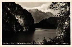 CPA-AK-Der-Konigssee-mit-Falkensteinerwand-Untersberg-GERMANY-879311