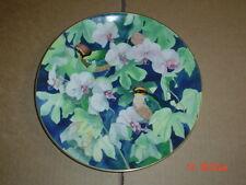 Wedgwood Collectors Plate THE BLUE WINGED PITTA (PITTA BRACHYRUA)