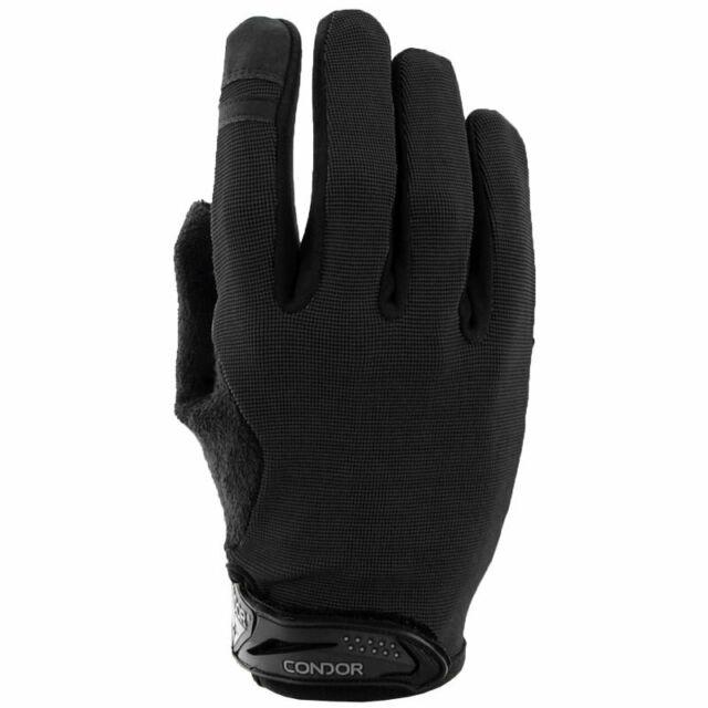 Condor Mens HK228 Shooter Glove Black