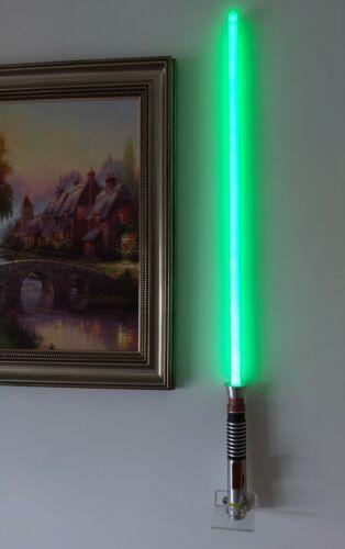 Star Wars Black Series Luke Skywalker Force FX Lightsaber Green 05(see Note)
