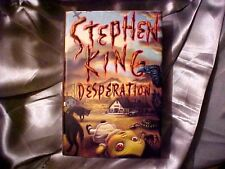 Desperation : Roman by Stephen King (1996, Hardcover) Horror Book Novel Fiction