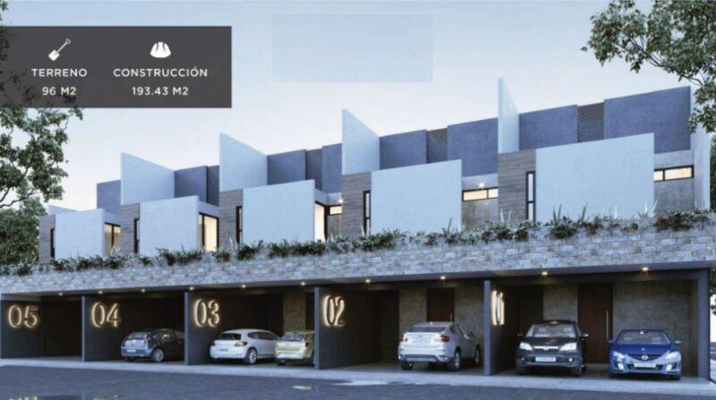 TOWN HOUSES  3 NIVELES EN LA MEJOR UBICACIÓN AL NORTE