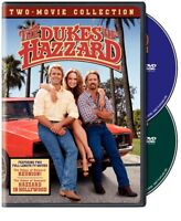 The Dukes Of Hazzard Two Movie Collection (reunion / Hazzard In Hollywood) on sale