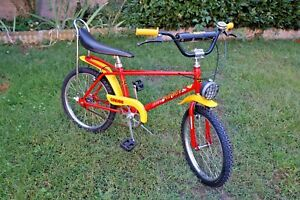 Dettagli Su Bicicletta Cross Mirage Bambino Ruota Del 20 Anni 70 Nuova Vintage Retro