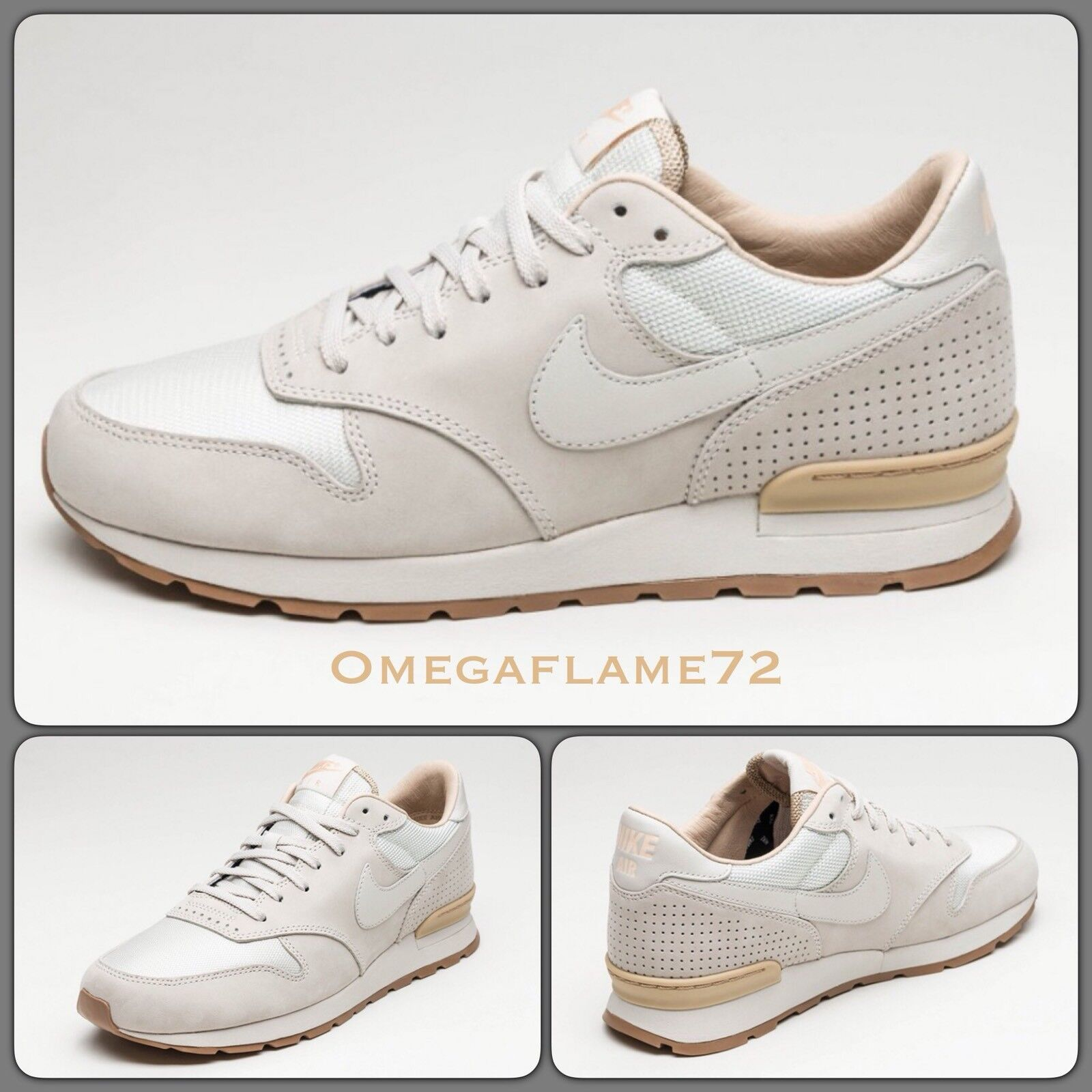 Nike Air Zoom Epic Luxe, 876140-0018.5, EU 43, US 9.5,Internationalist