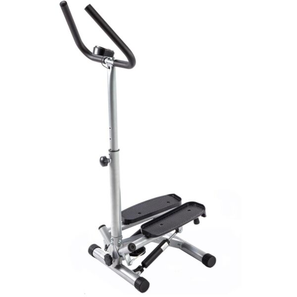 Home Exercise Equipment Stepper: Home Portable Sunny Health & Fitness Twister Stepper With
